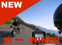 Waterproof Motorcycle GPS Navigator