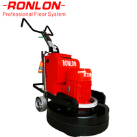 high quality gear driven floor concrete grinder