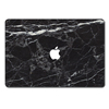 Wholesale new style laptop custom decal vinyl black marble decals for MacBook skin sticker Computer