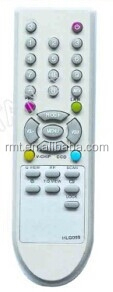 good quality infrared tv dvb satellite receiver remote control for HLG099 for Russian market