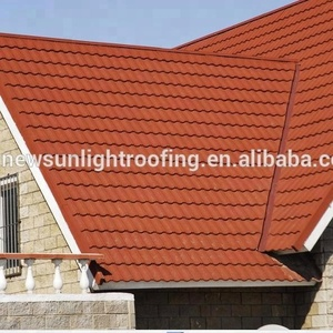 factory price new style clay ceramic roof tile made in China