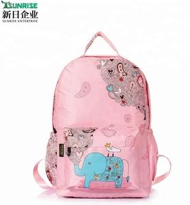 9d8ab7de53 Kindergarten Girls Pretty Design Custom Logo Camping Rucksack Children  Cheap School Bags And Backpacks Mochila Escolar
