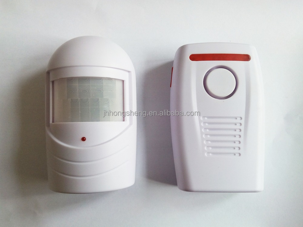 Home security Usage Wireless driveway alarm