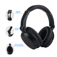 Popular CSR4.0 Wireless Stereo Bluetooth Headsets Models With Professional Factory& Best Price