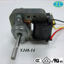 110v 60Hz shaded pole motor for humidifier, fan heater, air fryer