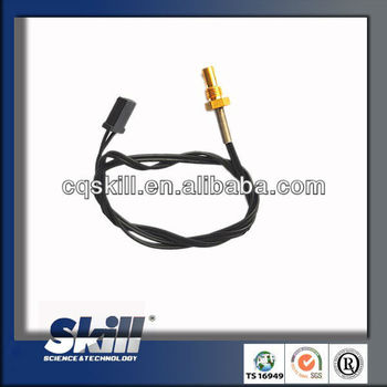 original design motorcycle/scooter/mini car water temperature sensor 3/8 customized accepted
