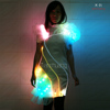 LED wedding dress/ LED Light up dress for evening party or performance