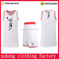 creat red white basketball jersey dresses for women
