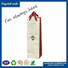 Top quality indian wedding wine gift bags with competitive price
