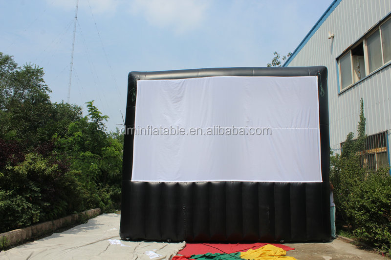 Inflatable Movie Screen/Billboard Inflatable/indoors&outdoors screen