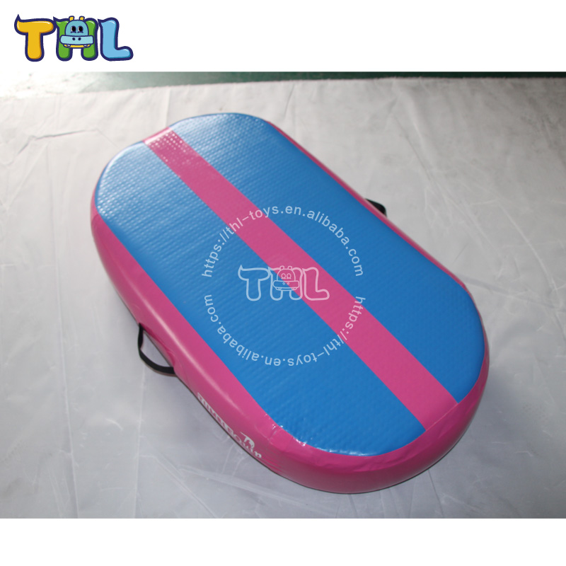 Gymnastics fitness equipment air barrel roll , Home Edition air board,air block