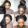 180% lace front wig