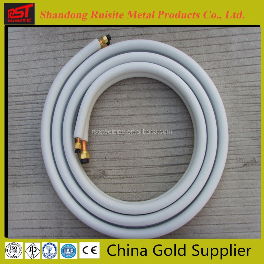 C11000 C10200 C12000 Trade assurance copper tube coil for air condition mini copper with MUELLER INDUSTRY (+86 18463591456)