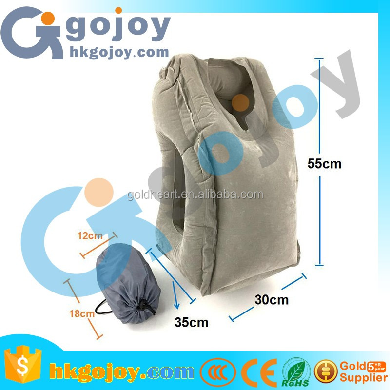 Camping Custom Travel Pillow,Inflatable Pillow,Travel Neck Pillow Made In Thailand Products