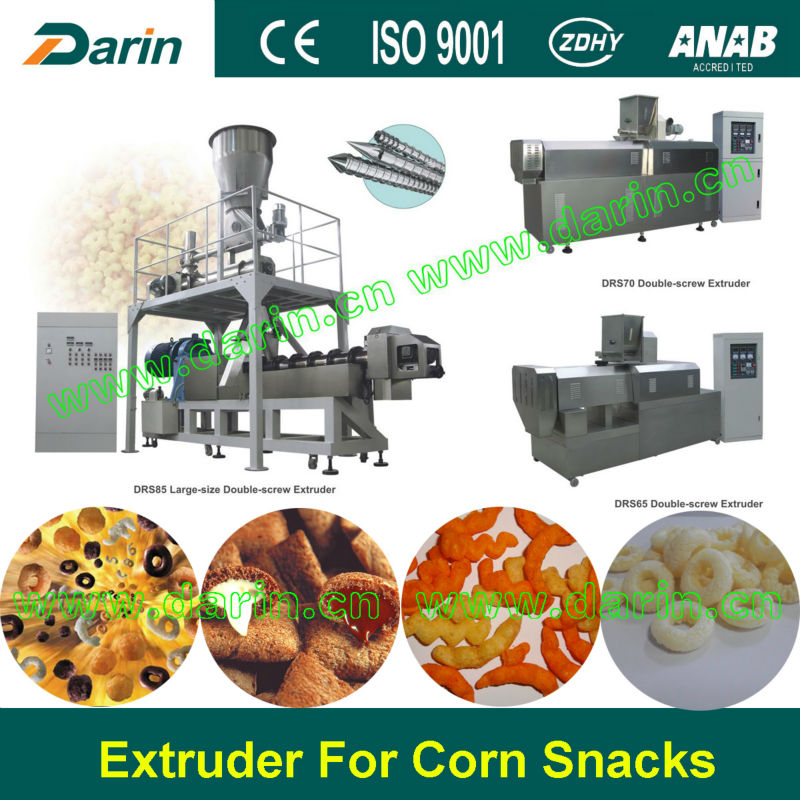 Core Filled Snack Processing Line/Jam Center Extruder