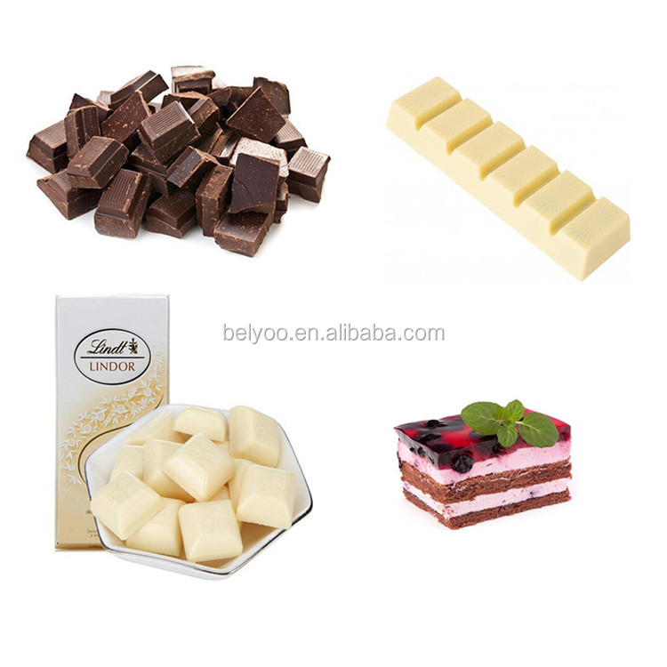 Mini fudge guitar block cutter with 3 sizes chocolate cutting machine