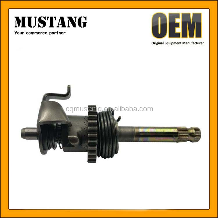 Custom Designed Motorcycle Starting Shaft Assy for Honda 150cc