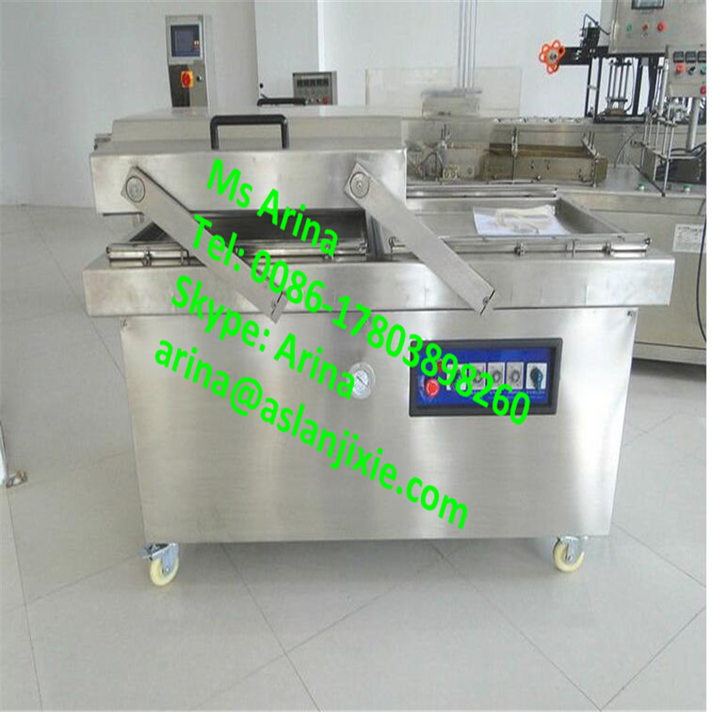Pig's feet/candied date / jujube/ ham/ grilled fillet /sliced dried beef vacuum packing machine