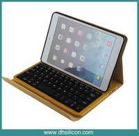 High quality /Fashion design/ good performance bluetooth keyboard case for ipadmini