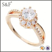 Newest Style Crystal women jewelry animal sex with animals rings