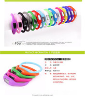 2015 cheap wristband pedometer silicone watch ion sports watch for kid