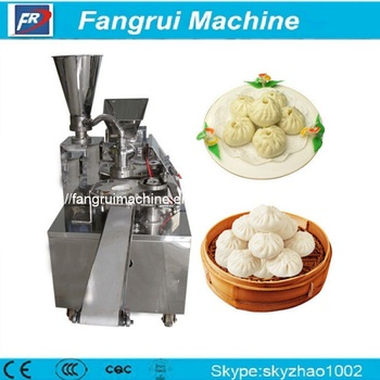 Industrial Round Different Shape Steamed Flour Bun Making Machine