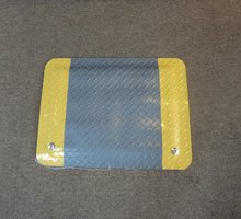 Antistatic mat Anti-static yellow color mats Anti-fatigue pad rubber pad ESD anti-fatigue mats