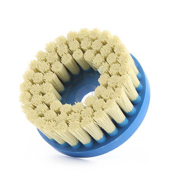 High Quality 120mm Diamond End Industrial Abrasive Stone Brush for Marble Polishing And Deburring