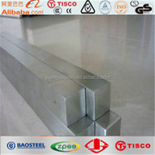 200/300 Series Stainless Square Steel Bar