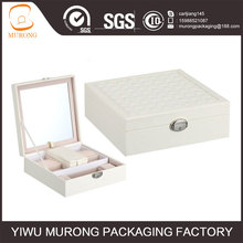 Leather custom creative cosmetics jewelry storage box Product Description product show.jpg product description.jpg Item L