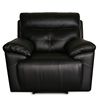Leather Recliner Sofa , China Furniture Blue Leather Sofa With Bonded Leather