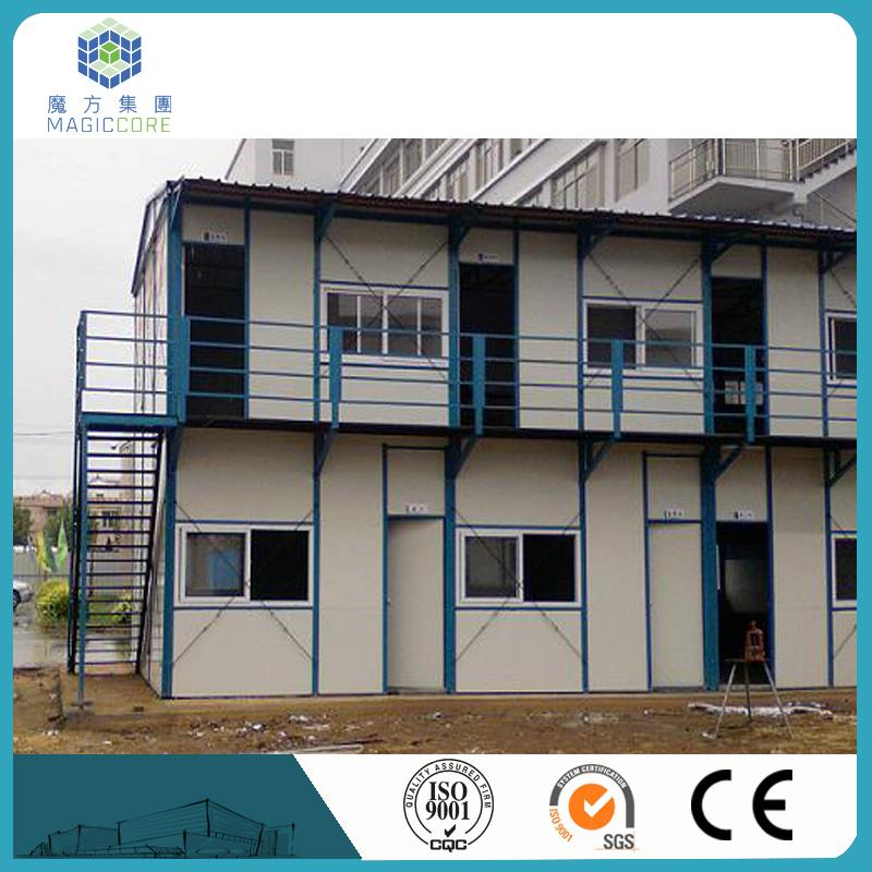 cheap pretty prefabricated house High level fast install 3 bedroom prefab modular home for wholesales