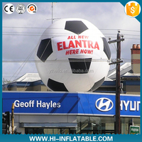 Hot sale inflatable soccer/football,inflatable replicas model,inflatable tool for promotion /advertising