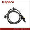 Factory sales rear abs wheel speed sensor 1H0927807B for VW GOLF 1991-2002