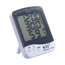 Liweihui electronic thermometer with low digital thermometer price for in and out temperature test and control TA218B