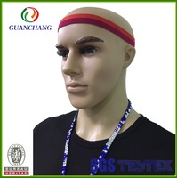 promotional cool cute sport hairbands hehadbands