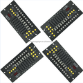 LED stage light DMX controllers mini 192 channels controller table mix DMX controller