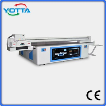 Large format Acrylic sign uv machine pvc ceiling uv flatbed printer price flatbed uv printer 3020 size