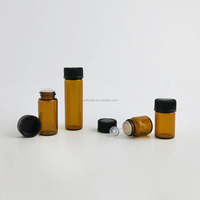 1ml trial glass vial,sample test perfume glass bottles