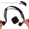 New bluetooth bone conduction headphone Hearing aids bone conduction wired headset for smart phone waterproof wireless headphone