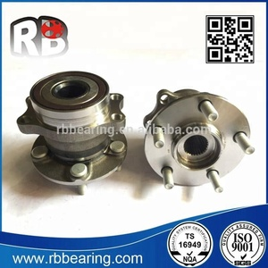 Rear Wheel Hub Bearing HUB334T-4 For Subaru Forester XV 2013-