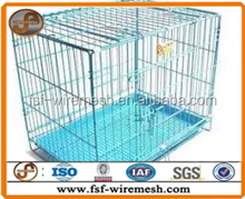 High qualitygalvanized welde Animal Cage/PVC coated Rabbit cage