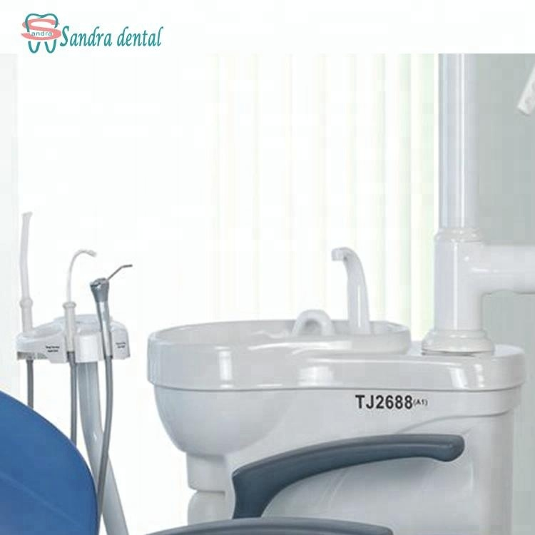 Best selling hot chinese products dental chair left handed led light lcd monitor Good Quality