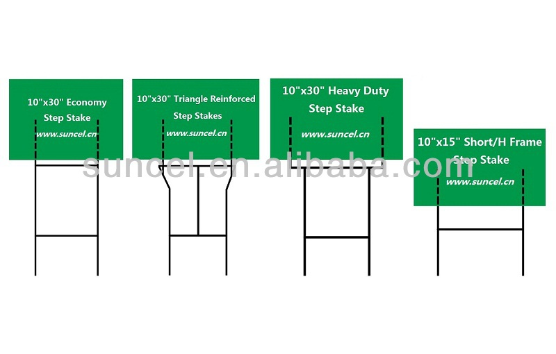 Wholesale sign stake - Online Buy Best sign stake from China ...
