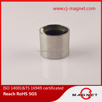 China cheap strong permanent neodymium magnet for magnet generator N38 hot sale