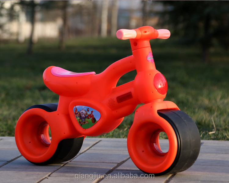 Popular PP baby kids scooter with music wheel light