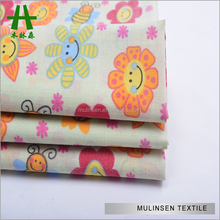 Polyester Cotton Blend Printed Woven T/C 80/20 Fabric