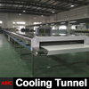 2015 Full Automatic Food Industry mexican tortillas Cooling Tunnel Machine