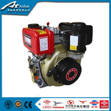 178F 6hp Forced air cooled small diesel engine