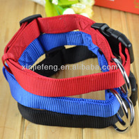 nylon dog collars&leashes